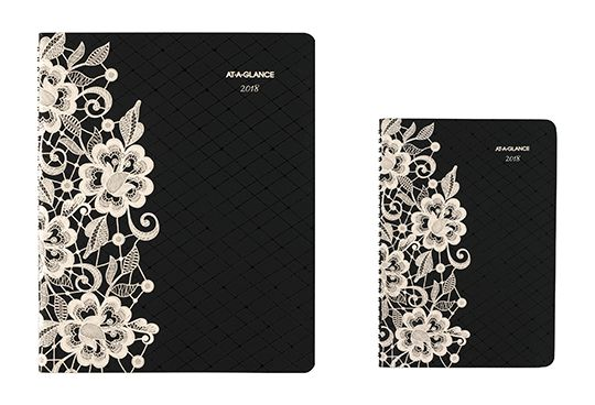 Lace Detailed Planner by AT-A-GLANCE