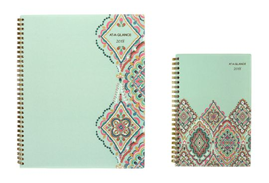 Bold Bohemian Planner by AT-A-GLANCE