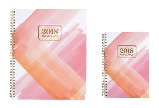 Painted Love Planner by AT-A-GLANCE