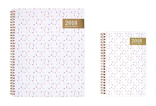 Spritz Colorfully Designed Planner by AT-A-GLANCE