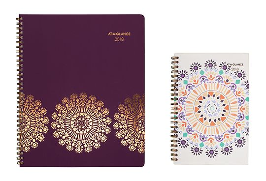 Sun Dance Colorfully Designed Planner by AT-A-GLANCE