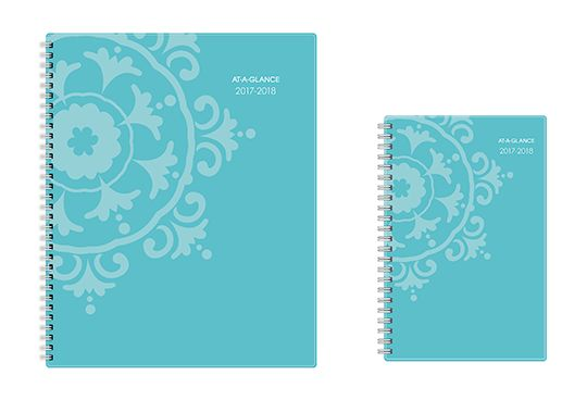 Suzani Designed Planner by AT-A-GLANCE