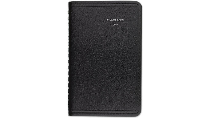 AT-A-GLANCE DayMinder Weekly Pocket Appointment Book  (G250)