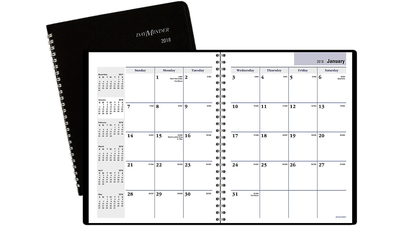 daily appointment planner template
