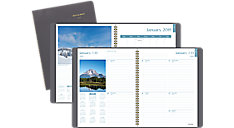 DayMinder Fashion Scenic Weekly-Monthly Planner (Item # G700)