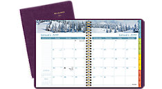 DayMinder Scenic Monthly Planner (Item # G703)