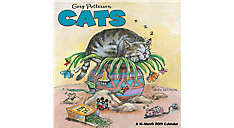 Gary Pattersons Cats Wall Calendar (Item # HTH102)