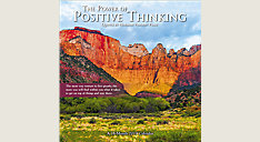 The Power of Positive Thinking Wall Calendar (Item # HTH257)