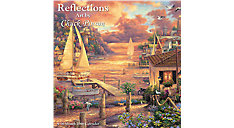Reflections Art by Chuck Pinson Wall Calendar (Item # HTH345)