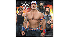 WWE Wall Calendar (Item # HTH359)