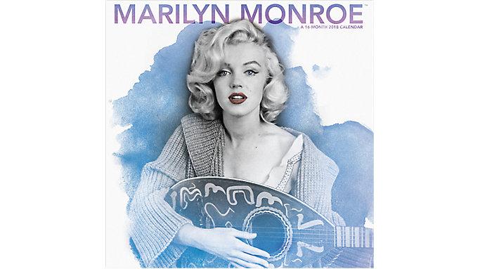 Mead Marilyn Monroe Wall Calendar  (HTH457)