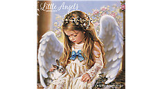 Sandra Kuck Little Angels Wall Calendar (Item # HTH509)