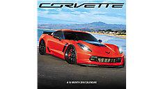 Corvette Wall Calendar (Item # HTH510)