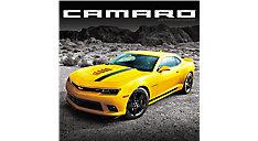 Camaro Wall Calendar (Item # HTH511)