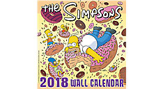 The Simpsons Wall Calendar (Item # HTH516)