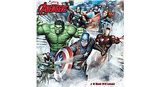 Marvel Avengers Assemble Wall Calendar (Item # HTH526)