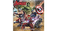 MARVEL Avengers Wall Calendar (Item # HTH526)