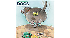 Gary Pattersons Dogs Wall Calendar (Item # HTH546)