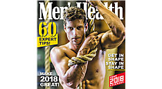 Mens Health Wall Calendar (Item # HTH550)