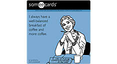 Someecards Wall Calendar (Item # HTH556)