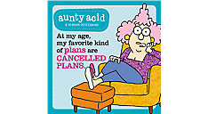 Aunty Acid Wall Calendar (Item # HTH558)
