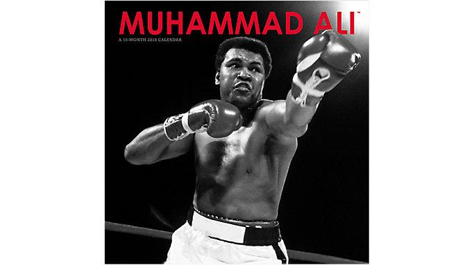 Mead Muhammad Ali Wall Calendar  (HTH560)