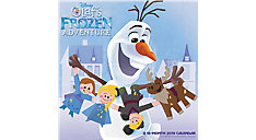 Disney Olafs Frozen Adventure Calendar (Item # HTH563)
