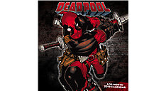 MARVEL Deadpool Calendar (Item # HTH654)