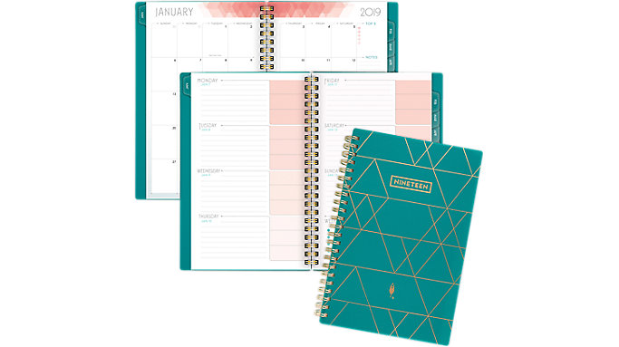 inkWELL Press liveWELL Weekly-Monthly Planner  (IP621-200)