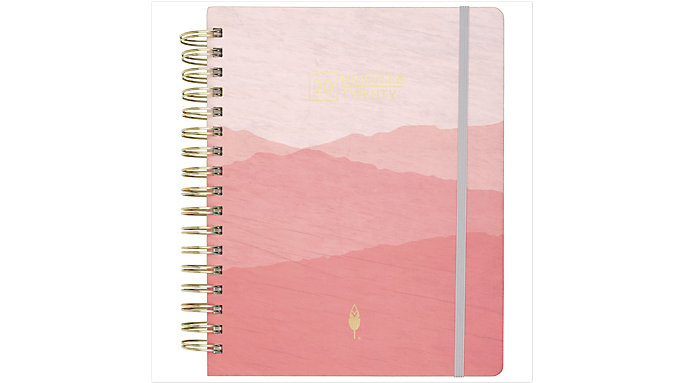 inkWELL Press Classic liveWELL Academic Weekly-Monthly Planner  (IP621-805A)