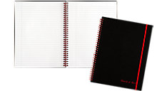 Ruled Business Notebook (Item # K66652)