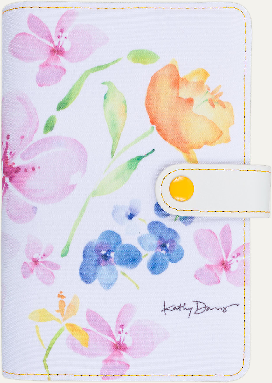 Kathy Davis 2-Page-Per-Week Planner Set Portable Size ( # KD106)