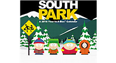 South Park Year-In-A-Box Calendar (Item # LMB116)