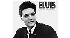Elvis Year-In-A-Box Calendar (Item # LMB131)