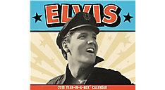 Elvis Year-In-A-Box Calendar (Item # LMB131)