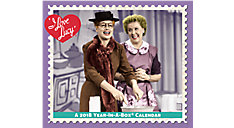 I Love Lucy Year-In-A-Box Calendar (Item # LMB141)
