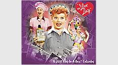 I Love Lucy Calendar (Item # LMB141)