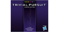 TRIVIAL PURSUIT MASTER EDITION Calendar (Item # LMB151)
