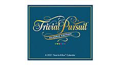 TRIVIAL PURSUIT MASTER EDITION Calendar (Item # LMB151)
