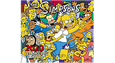The Simpsons Calendar (Item # LMB245)