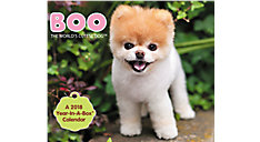 BOO The Worlds Cutest Dog Year-In-A-Box Calendar (Item # LMB252)