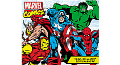 History of Marvel Comics Year-In-A-Box Calendar (Item # LMB256)