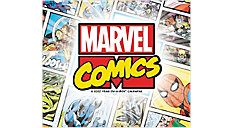 History of MARVEL Calendar (Item # LMB256)