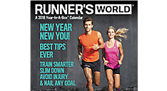 Runners World Year-In-A-Box Calendar (Item # LMB259)