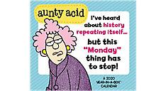 Aunty Acid Calendar (Item # LMB262)