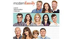 Modern Family Year-In-A-Box Calendar (Item # LMB268)