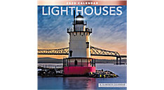 Lighthouses 12x12 Monthly Wall Calendar (Item # LME161)