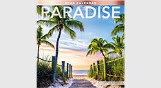 Paradise 12x12 Monthly Wall Calendar (Item # LME178)