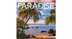 Paradise 12x12 Monthly Wall Calendar (Item # LME178)