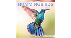 Hummingbirds 12x12 Monthly Wall Calendar (Item # LME202)